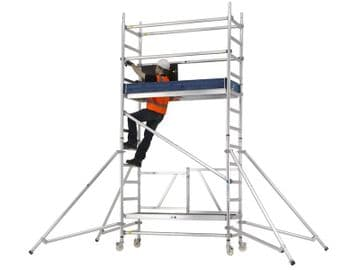 Reachmaster Tower Working Height 3.7m Platform Height 1.7m External Use